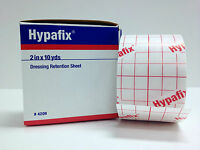 Hypafix Dressing Retention Tape 2 X 10yd Sheet 4209