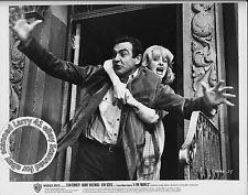 Sean Connery, Joanne Woodward MINT still A FINE MADNESS (1966) vint&orig,getSIGN
