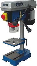 """FOX f12-921a 5 velocità 12 """"TABLE TOP pilastro drilling Machine Consegna Gratuita"""