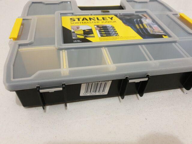 Stanley Tools STA197483 empilable Trier Master ™ Junior Organisateur