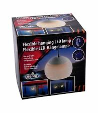 Lantern Hanging Outdoor Camping Led Light Lamp Flexible 2x White Tent POXkZiu