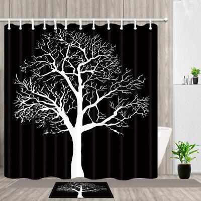 Waterproof Fabric Shower Curtain 71