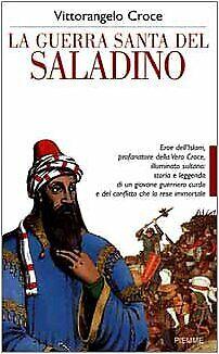 guerra santa del saladino Croce 9788838448775