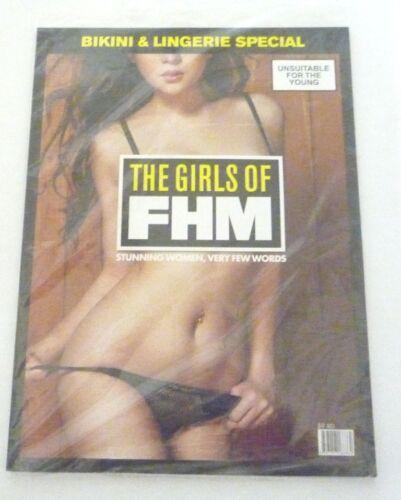Girls of FHM SINGAPORE Special Collectors Edition No 20  April 2015 ASIAN Bikini