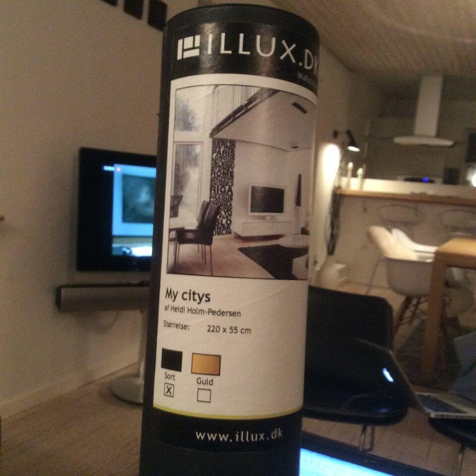 Wallsticker, Illux.dk