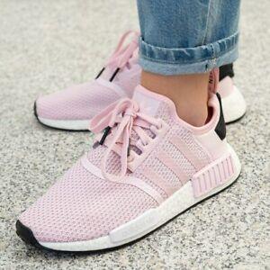 capitán interior Privilegiado  Adidas nmd r1 cortos señora zapatos señora chica zapatillas zapatos rosa  b37648 | eBay
