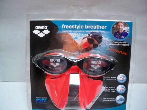 Arena Freestyle Breather Kit Occhialini Nuoto