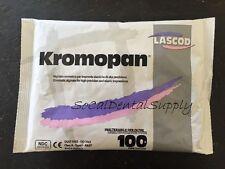 Chromatic Alginate Lascod Kromopan Dental Impression Material Fast Set 1 Lb