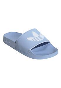 Details about Adidas Originals Bath Slippers Adilette Lite W FU9138 Blue