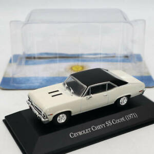 IXO-Altaya-Chevrolet-Chevy-SS-Coupe-1971-1-43-Diecast-Models-Limited-Edition