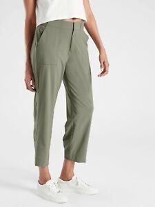 ATHLETA WOMEN/'S 405927 TREKKIE PAPER BAG PANT $98.00 NEW 0 2 8