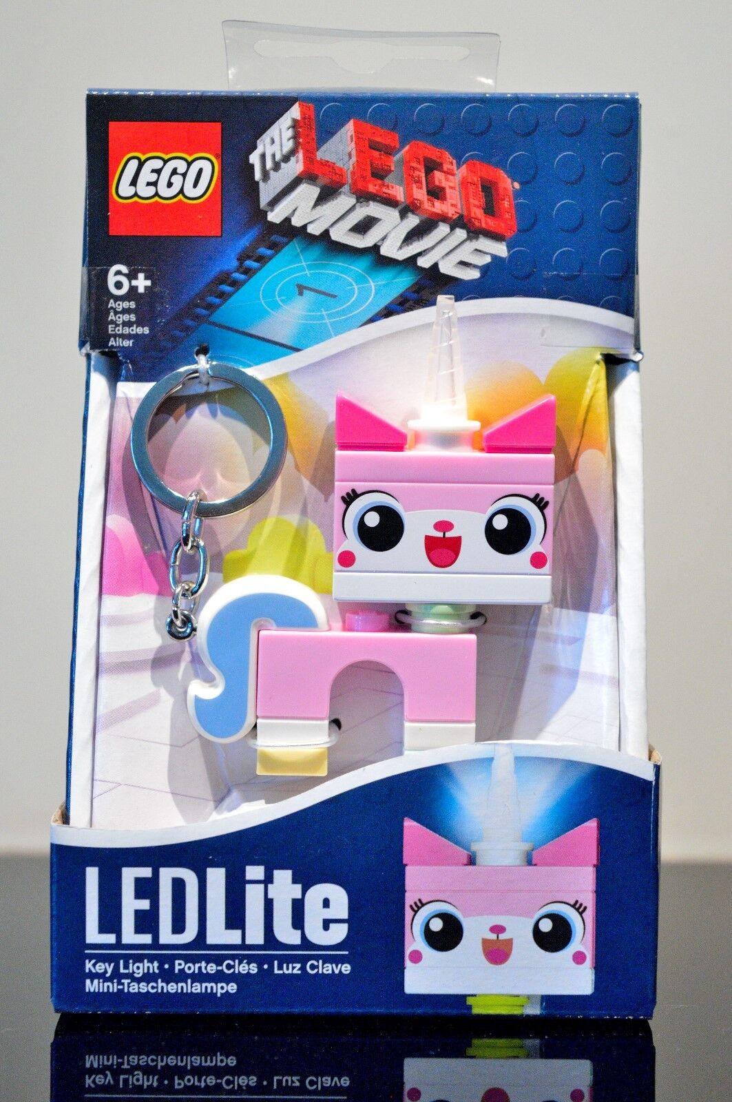 LEGO Unikitty Uni Kitty Einhorn Katze LED Lampe Schlüsselanhänger NEU OVP rar