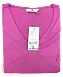 bellybutton Damen Umstandsmode Schwangerschaft Shirt T-Shirt Gr. 40 L Pink