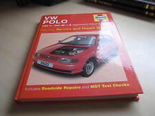 Haynes VW Polo, Petrol and Diesel (1994 - 1999) Workshop Manual    NEW
