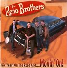 Six Years on the Road by Reno Brothers (Netherlands) (CD, Oct-2008, BBQ)