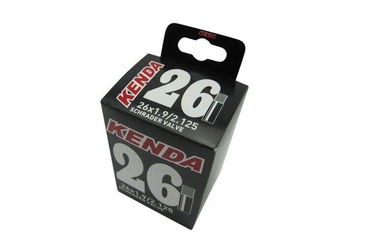 1 x CHAMBRE Kenda VTT CHAMBRE x À AIR compatible avec 26 x 1.5-2.125 voiture valve 08482c