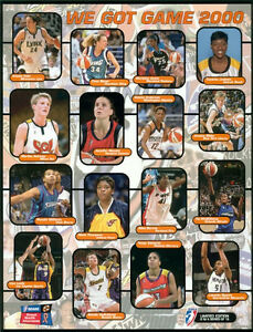 WNBA-WE-GOT-GAME-2000-CARD-LOT-LIMITED-EDITION-3-DIFFERENT-CARDS