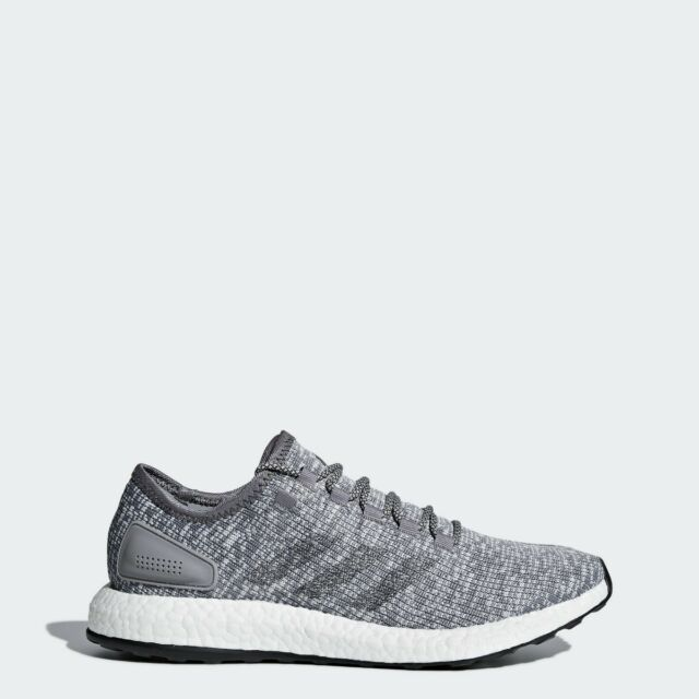 adidas Pureboost Trainer Shoes White | adidas UK