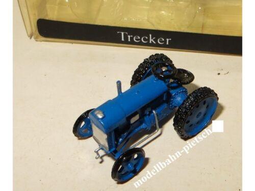 IMU 09911 bl     H0 Trecker Ford blau    1:87 i.m.u. neu OVP