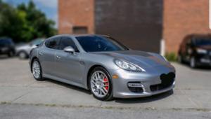 2010 Porsche panamera turbo trade for dually