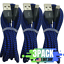 miniature 2 - 3 Pack USB Fast Charger Cable 10Ft 6Ft For iPhone 12 11 8 7 6 Plus Charging Cord
