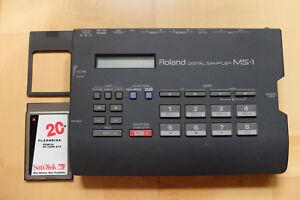 Roland-MS-1-Sampler-inkl-card