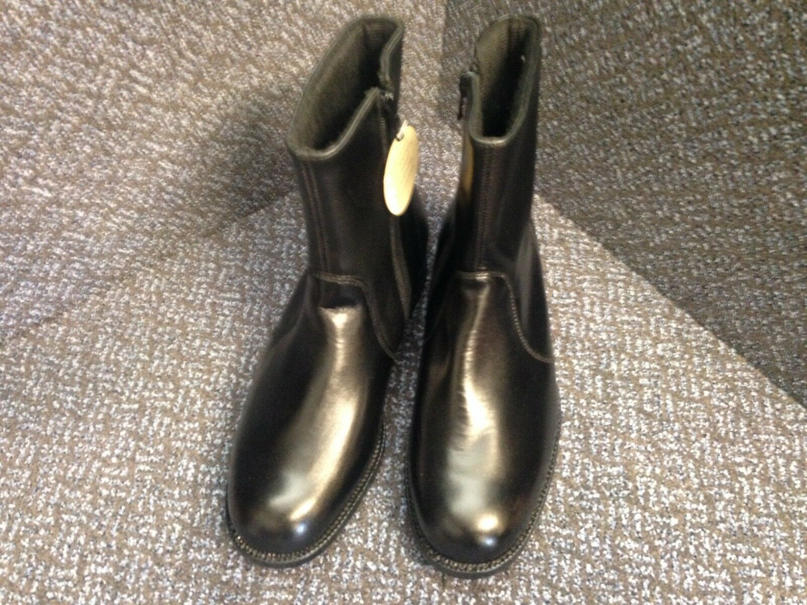 MEN'S SIZE 7 SANDERS AND SANDERS BOOTS (NORMAL FITTING )