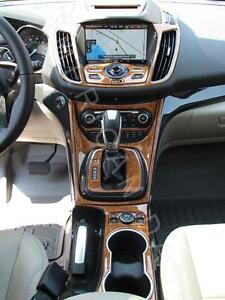 image is loading ford escape s se titanium interior burl wood