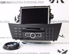 Mercedes MB C class W204 navigation Comand Online NTG 4.5 sat nav A2049006909