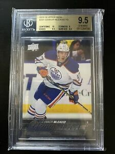 2015-2016-Upper-Deck-201-Connor-McDavid-Young-Guns-BGS-9-5-5-away-from-9-5