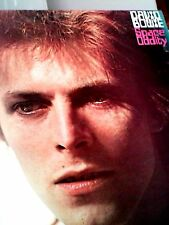 David Bowie - Space Oddity LP vinyl RCA LSP 4813 UK Pressing 1972