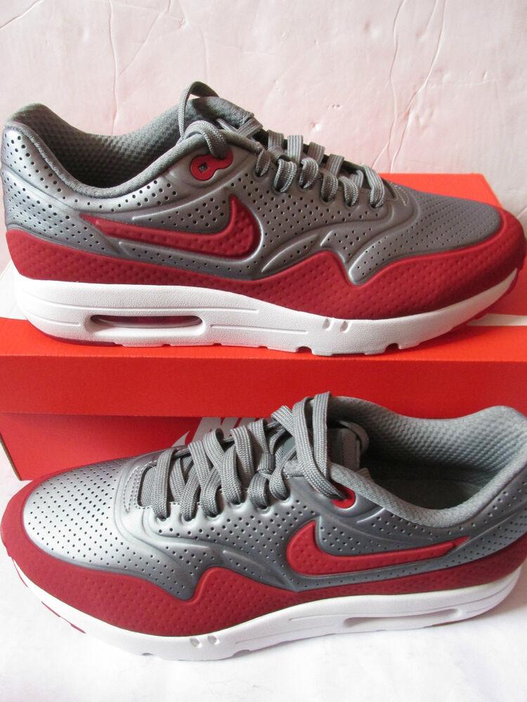 Nike air max 1 ultra moire homme running baskets 705297 006 baskets chaussures- Chaussures de sport pour hommes et femmes