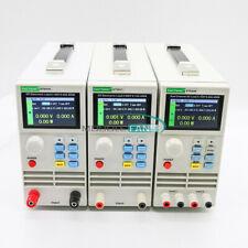 Single Dual Channel Programmable Dc Electronic Load Et5410 Et5411 Et5420