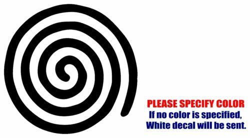 "Celtic Spiral Graphic Die Cut decal sticker Car Truck Boat Window Bumper Wall 6/"""
