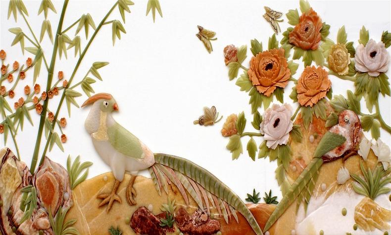 3D PfingstRosan Vogel 8 Tapete Wandgemälde Tapete Tapeten Bild Familie Familie Familie DE Summer    Hochwertige Materialien    Moderate Kosten    Online Outlet Store  fbca08