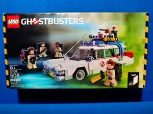 retired set. new and sealed LEGO Ghostbusters 21108
