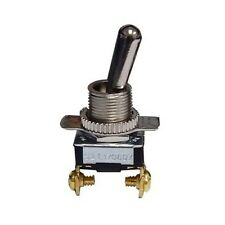 Morris Products Heavy Duty Toggle Switch 2 Screw Terminals Spst On Off
