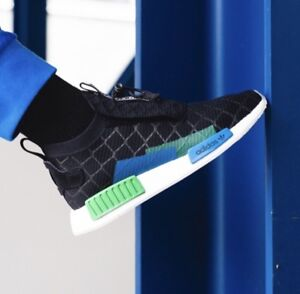 """size 40 9ebd3 39e69 DS! Adidas Consortium x Mita NMD TS1 Pk """"Cages And ..."""