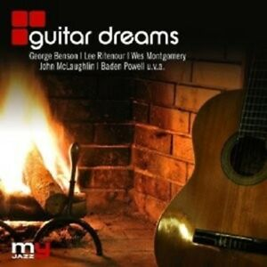 Guitar-Dreams-My-Jazz-CD-NEUF