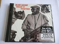 James Moody - Feelin It Together - CD Neu