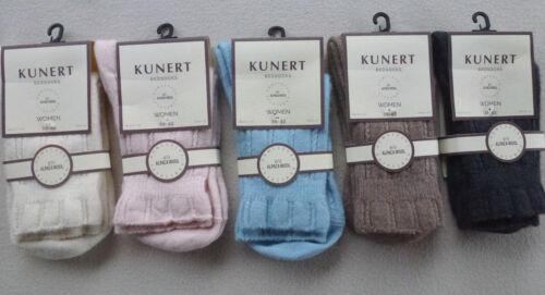 Kunerl Chaussettes bedsocks Homesocks laine d/'Alpaga T 35-38 39-42