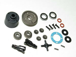 TKR6502 TEKNO EB410.2 BUGGY FRONT DIFFERENTIAL