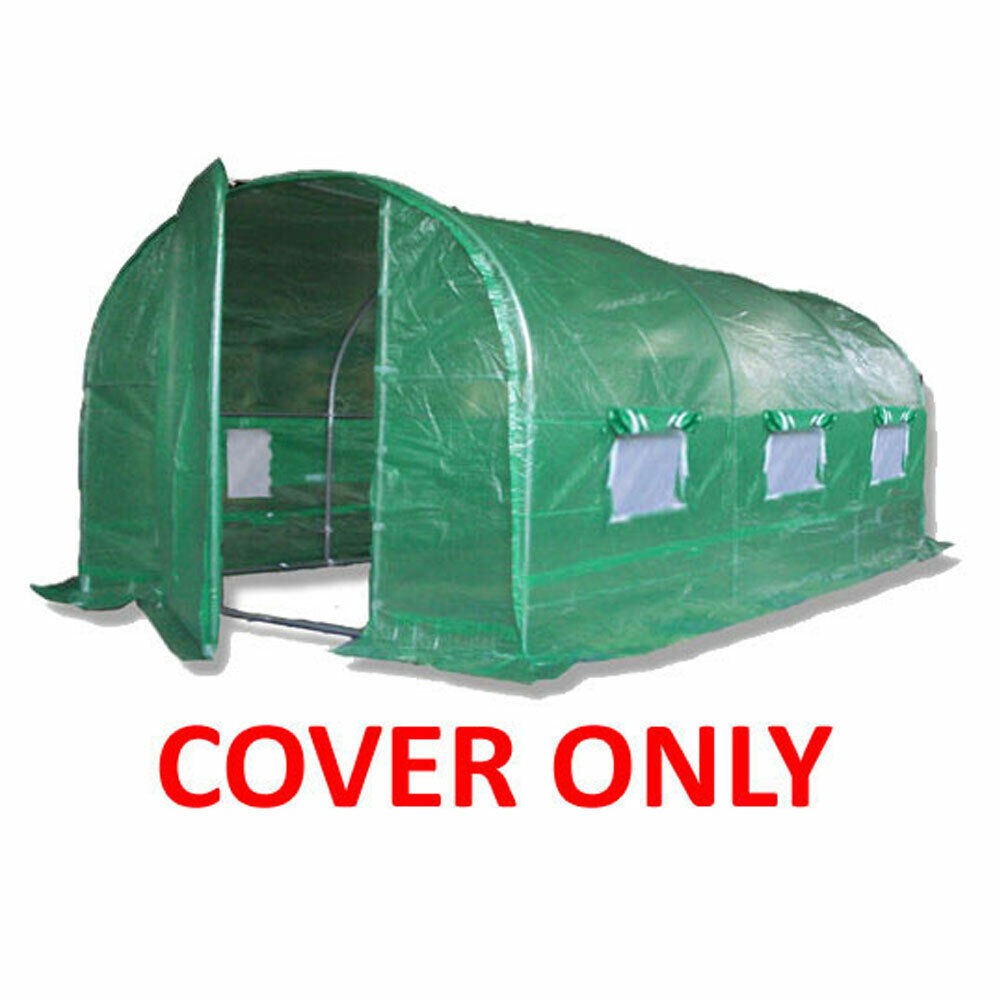 Replacement Cover; 3 Größes For For For Our Polytunnel Grünhouse Pollytunnel Poly Tunnel d8472f