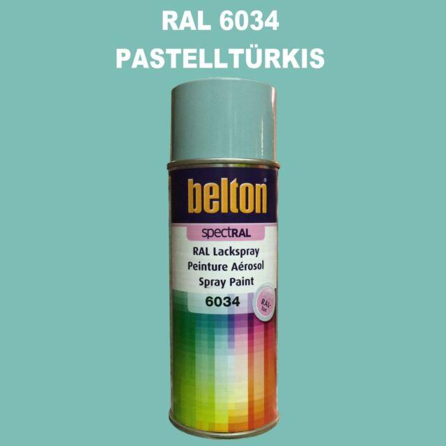 Belton Kwasny Contenitore Spray 400 Ml Brillante Asciugatura Rapida Ral 6034