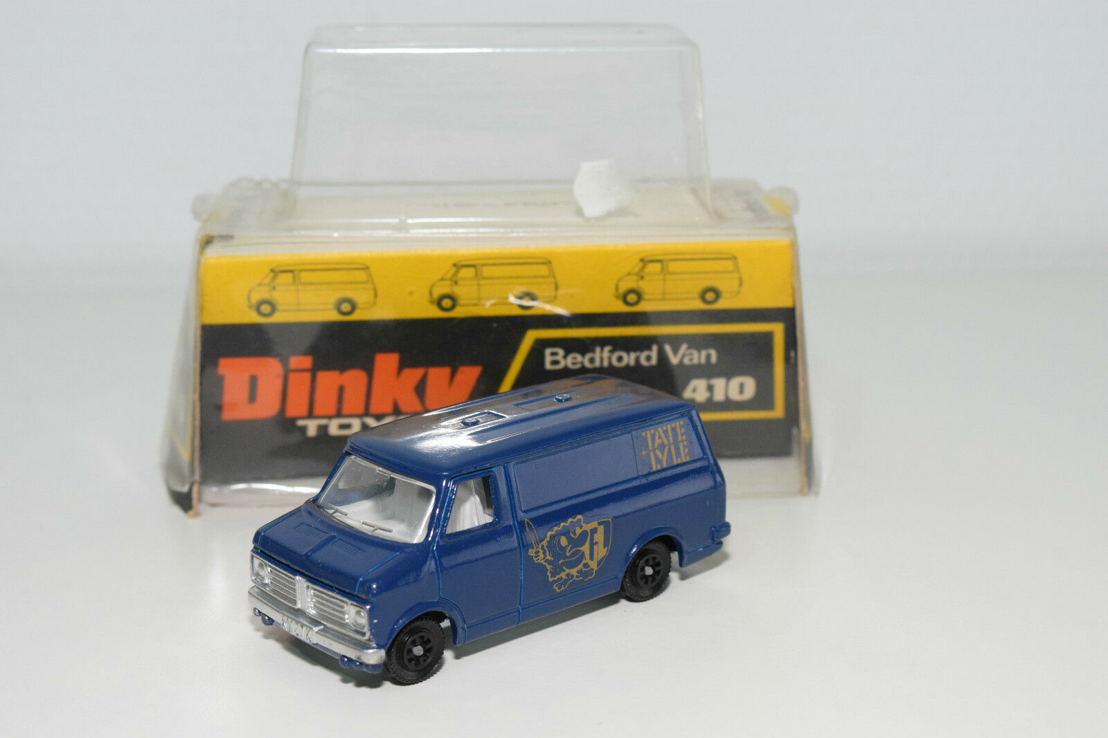 DINKY TOYS 410 BEDFORD AA VAN TATE LYLE MINT BOXED RARE SELTEN JOHN GAY