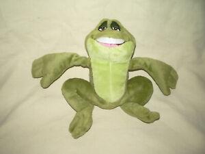 peluche disney pricesse et la grenouille