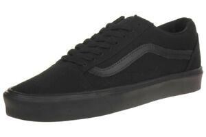6964eafb58 VANS Old Skool Lite Canvas Classic Sneaker Skate Schuhe ultra leicht ...