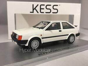 Kess modèle 1/43 Alfa Romeo Arna Ti 3 portes 1985 blanc art. Ke43000040