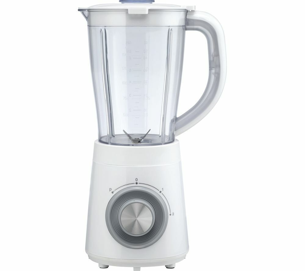 ESSENTIALS C15BW19 Blender – White NOW £11.99 @ Curry's/eBay