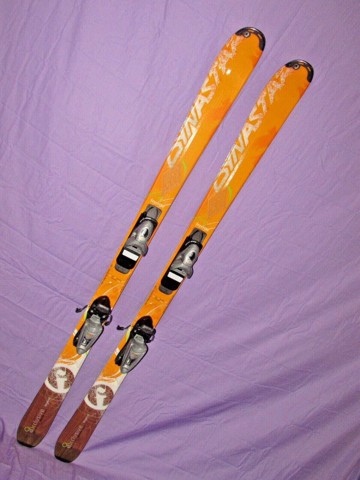 Dynastar EXCLUSIVE Legend DaSie Skier 158cm mit Look Exclusive DEMO Bindungen